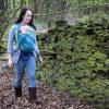 Russian dolls woven wrap